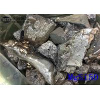 Quality Casting Silicon 50% MgSi Alloy Ingot Magnesium Master Alloy for sale