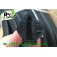 Buy cheap Low friction Automotive Rubber Seals with Flocking from wholesalers
