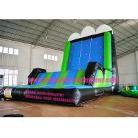 Wholesale Attractive Waterproof Inflatable Climbing Wall Game Excellent Durability from china suppliers