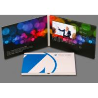 Buy cheap 7 Inch TFT Screen LCD Video Mailer Coating Paper With 256MB Memory from wholesalers
