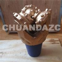 Quality 124mm Six-Point Position Stabilization Motor Tri Cone TCI Drill Bit/roller cone drill bit for sale