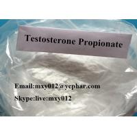 Wholesale Pharmaceutical Raw Testosterone Hormone Steroids Testosterone Propionate Test Prop Powder from china suppliers