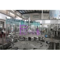 Wholesale 24 Head Juice Filling Machine 8000 Plastic Bottles Per Hour Screw Caps from china suppliers