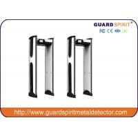 Quality high sensitivity anti-interference Walk Through Metal Detector / full body scanner for security for sale