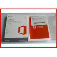 Wholesale Microsoft Office 2016 Professional Retail For Mac – Home And Business Office 2016 HB from china suppliers