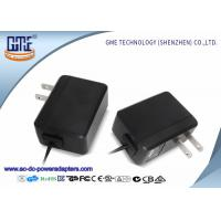 Wholesale Portable CEC VI US Plug-in 5V 1A AC DC Power Adapter for Microphone from china suppliers
