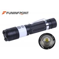 Wholesale 6 Light Modes CREE T6 LED Torch USB Rechargeable With Adjustable Focus from china suppliers