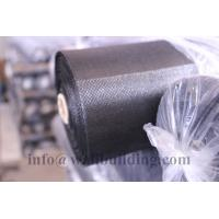Wholesale epoxy-coated charcoal aluminum window netting from china suppliers