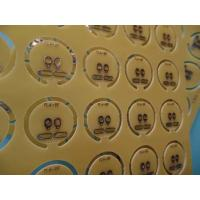Wholesale High temperature 170℃ double sided pcb board No Solder Mask No Silkscreen But PTH slot from china suppliers