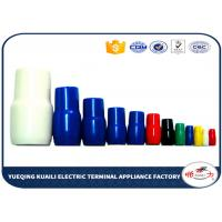 Wholesale PVC Vinyl Wire End Caps For Electric Wire Cable Plastic Wire Terminal Cap V80 from china suppliers