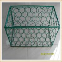 Wholesale Galvanized Gabion Box Of Twisted Hexagonal Wire Mesh Gabion Basket from china suppliers