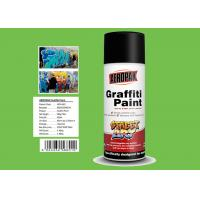 Wholesale Jade Green Color Graffiti Spray Paint High Coverage For Motorcycle Surface Decoration from china suppliers