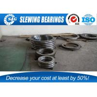 Wholesale Tower / Truck Cranes Slew Ring Bearings With Huge Load Bearing Capacity from china suppliers