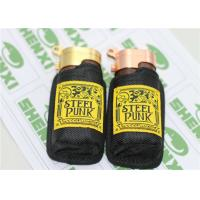 Wholesale Slug Style 18650 Mechanical Box Mod E Cig Copper Battery Tube With Wood Sleeve from china suppliers