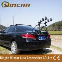 Wholesale Car Removable Rear Bike Carrier Universal Car Trailer Black 35KG from china suppliers