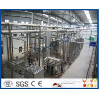Wholesale Energy Saving 2000-10000LPH  continuous  Ice Cream Machine  ISO9001 / CE / SGS from china suppliers