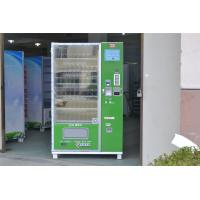 Wholesale Automatic Coffee / Yogurt Vending Machines , Kiosk Vending Merchandiser from china suppliers