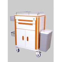 Wholesale Emergency Aluminum Hospital Medical ABS Patient Nursing Carts from china suppliers