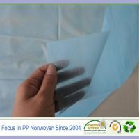 Wholesale Polyproplene fabric rolls for hospital gown fabric global non-woven fabric from china suppliers