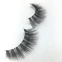 Wholesale Real Siberian 3D Mink Lashes Individual Mink Lash Extensions Natural Style from china suppliers