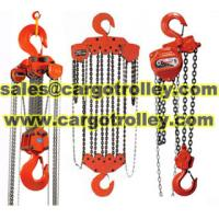 Wholesale Chain pulley blocks price list from china suppliers