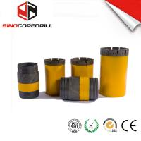 Wholesale Single Tube T2- 46 T2-76 T2 - 86 T2-101 Abrasive Hard Rock Used Diamond Drill Bits from china suppliers