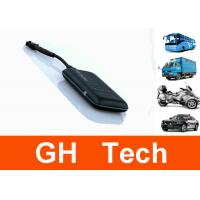 Wholesale Smart Mini Quad Frequency Car GPS Tracker System With GSM SIM 9 - 70V Voltage car truck bus motorcycle tracker from china suppliers