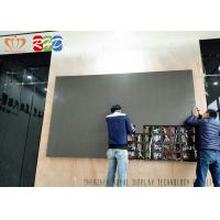 Wholesale Full Color P2.5 Indoor Fixed LED Display Front Access Module Magnet Installation from china suppliers