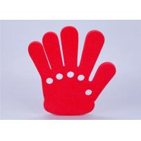 Wholesale Fans Items Giant Wave High Five Foam Hand Cheering Custom shape from china suppliers