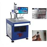 Wholesale Air Cooling Fiber Laser Marking Machine 30W 20W 50W Energy Saving CE Approval from china suppliers
