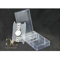 Wholesale Custom Packaging Boxes / Plastic Packaging Boxes For Watch Gift from china suppliers