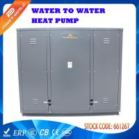 Wholesale 115kw DC Inverter Water Source Heat Pumps With Plate Heat Exchanger from china suppliers