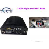 Wholesale H.264 CCTV AHD 720P Bus Fleet  HD Mobile DVR  With Vehicle pc  GPS Camera from china suppliers