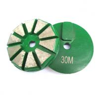 Wholesale 10 Seg Concrete Grinding Disc For Terrco from china suppliers