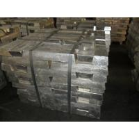 Wholesale magnesium ingot, mg alloy ingot, magnesium metal, magnesio metall from china suppliers