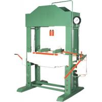 Wholesale 12500KN Heavy Duty Hydraulic Press Machine Adjustable Speed With Movable Table from china suppliers