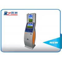 Wholesale Stand Alone 19 Inch Interactive Information Kiosk For Airport Railway Station from china suppliers