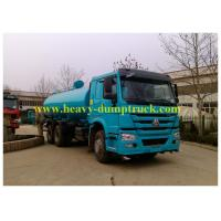 Wholesale 30 tons Heavy sprayer Water Tank Truck SINOTRUK howo 23m3 tank capacity 6x4 from china suppliers