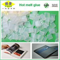 Wholesale EVA Polypropylene Hot Melt Adhesive , Hot Melt White Glue For Shoe / Book Binding from china suppliers