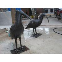 Wholesale Color Variegated Porcelain Red-Crowned Crane,Graceful Art Porcelain Status,Home Decor Porcelain Arts & Crafts from china suppliers