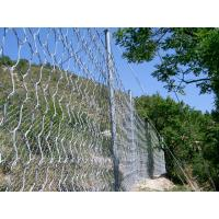 Wholesale Steel Wire Ring Nets,Avalanche Prevention Screen,Rockfall Protection Fence from china suppliers