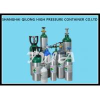 Wholesale 4L Seamless Aluminum Medical Gas Cylinder 30 / 31Mpa Test Pressure from china suppliers