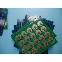 Wholesale 2oz Each Layer 4 Layer PCB FR-4 ITEQ 2.4mm Thick Chemicla Gold Finish from china suppliers
