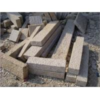 Wholesale Driveway Pineapple Granite Curbstones, Edging Granite Kerbstones from china suppliers