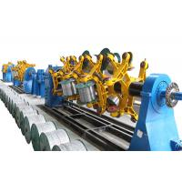 Air - Lifting Wire Cable Stranding Machine Double Screw Round - Trip Pay - Off Line
