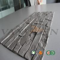 Quality No Falling Off Various Styles 3D Thin Flexible Wall Tiles 3 - 5mm Thickness for sale