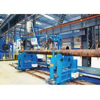 Wholesale Boiler Header Manufacturing Equipment Nipple to Header Pipe Welding Machine from china suppliers