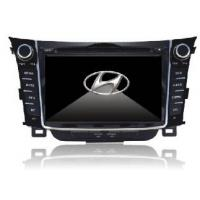 Wholesale Bluetooth Audio Hyundai I30 DVD Player Support Phone book and MP3 Player Function from china suppliers