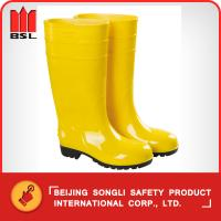 Wholesale SLS-ZY004YB  RAIN BOOTS from china suppliers