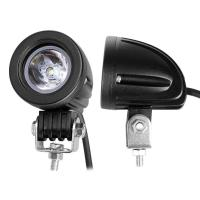"Wholesale Black 2"" 10W CREE Driving Light LED Car Work Light from china suppliers"